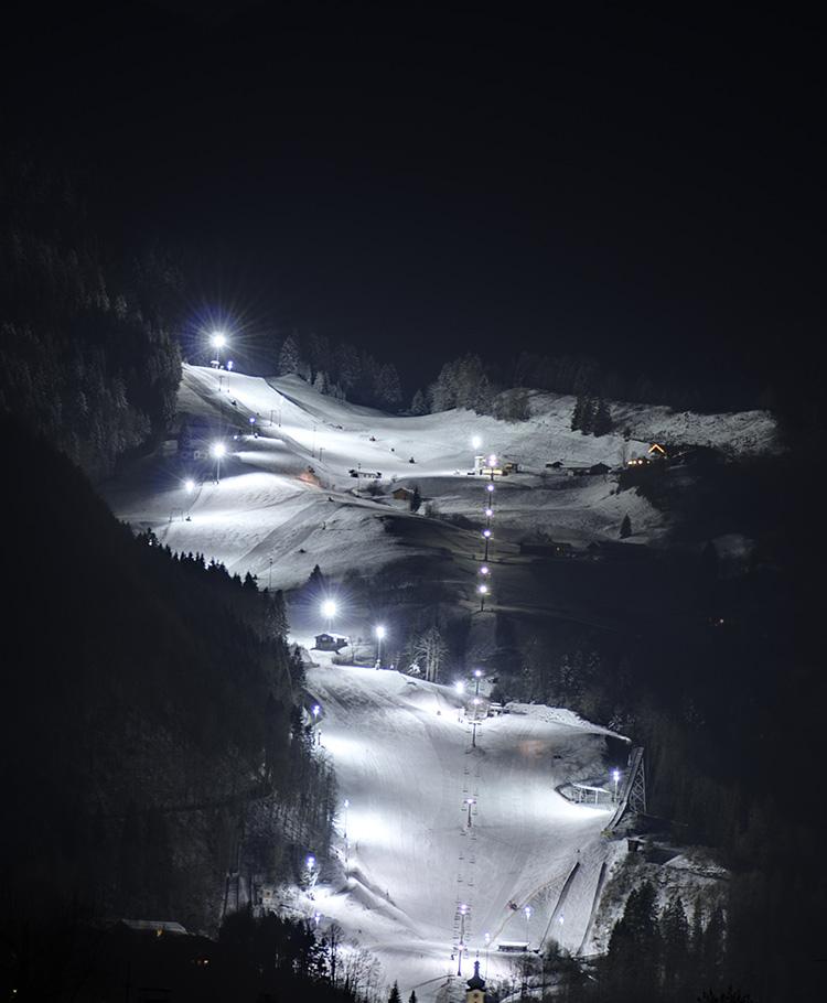 Skifahren Snowboarden am Hocheck Oberaudorf | Oberbayern Bayerisches Alpenvorland