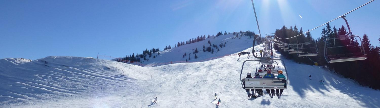 Skibus Skigebiet Oberaudorf | Oberbayern Bayerisches Alpenvorland