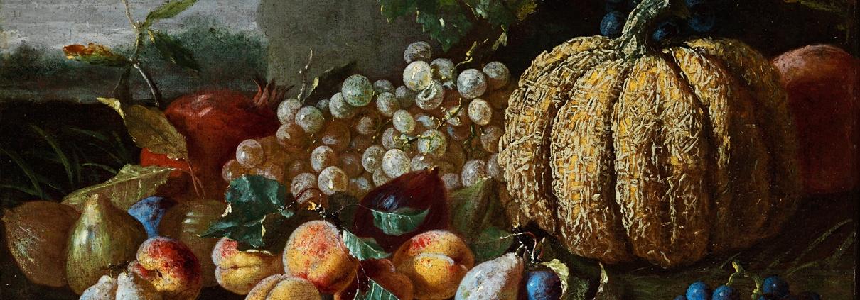 Sammlung von Bildern aus der Barockzeit