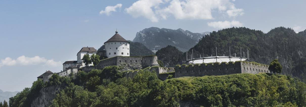 Ausflugsziel: Festung Kufstein