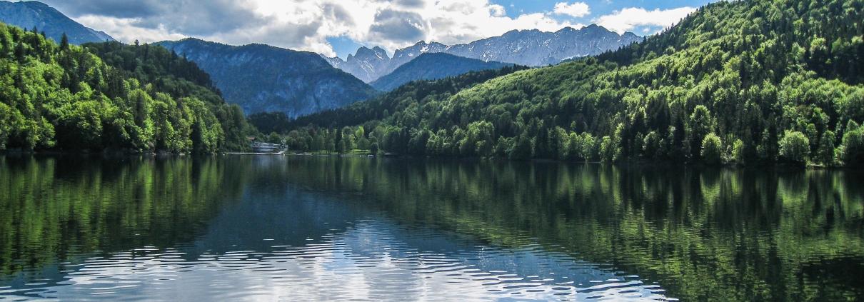 Seen-Wanderung Oberaudorf | Oberbayern Bayerisches Alpenvorland
