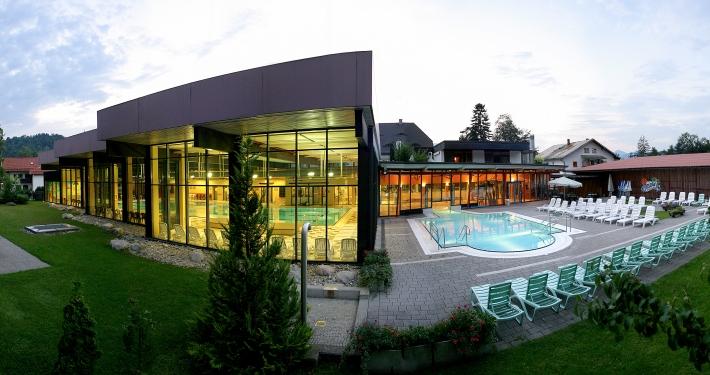 Schwimmen und Sauna genießen in Kiefersfelden