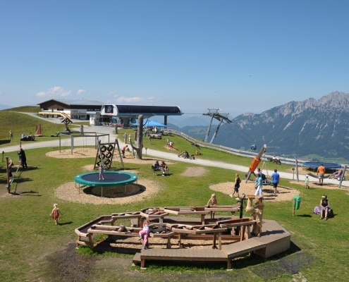 Ausflugsziel Erlebniswelt Wilder Kaiser in Tirol