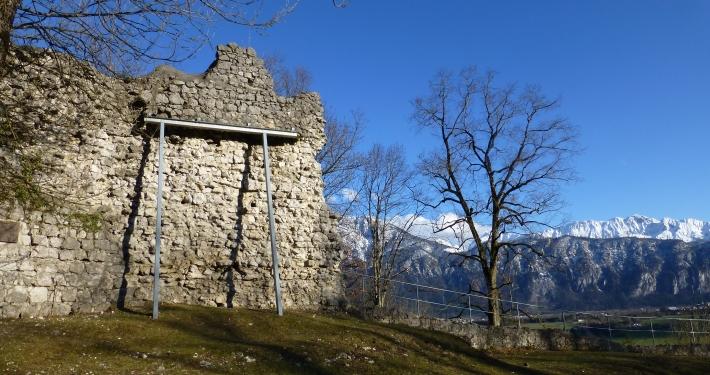 Burgriune in Oberaudorf
