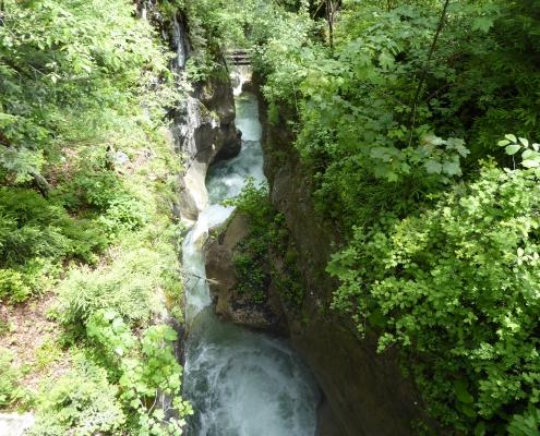 Wasserfälle Tatzlwurm Oberaudorf | Oberbayern Bayerisches Alpenvorland