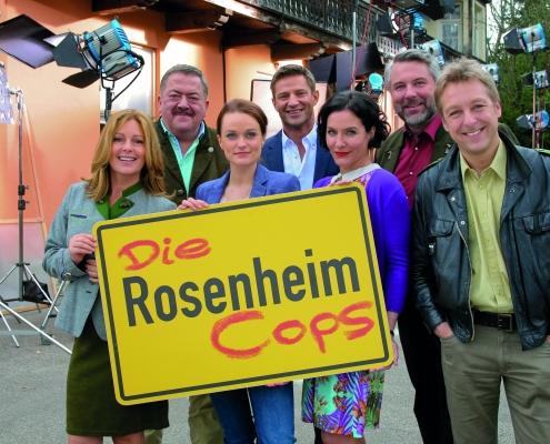 Ausflugsziel Bayern: Fernsehserie die Rosenheim-Cops