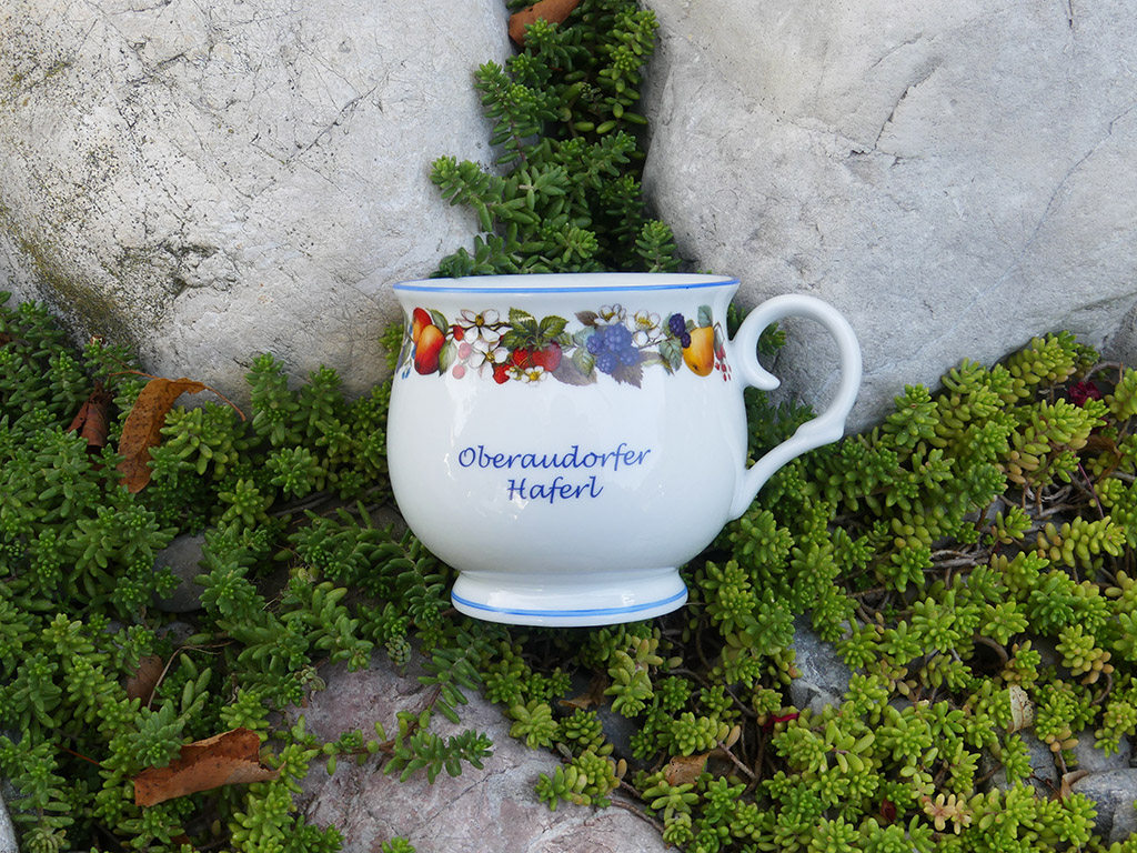 Souvenir Oberaudorfer Haferl