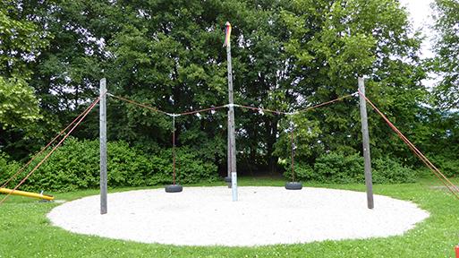 Spielplatz in Oberaudorf am Kurpark