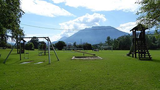 Spielplatz Oberaudorf