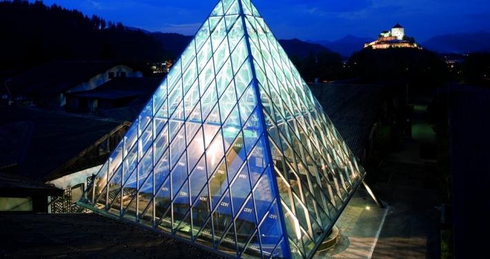 Ausstellung Riedel Glas Kufstein