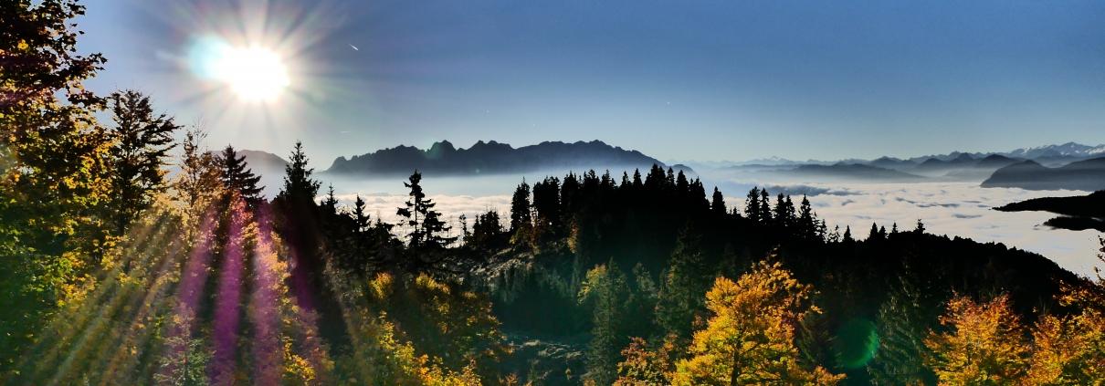 Gipfel- und Almwanderungen Oberaudorf | Oberbayern Bayerisches Alpenvorland