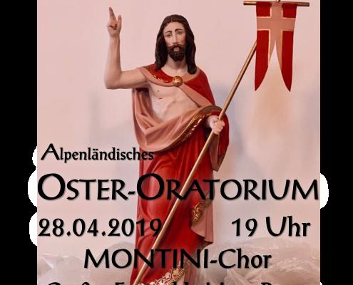 Oster-Oratorium Hans Berger