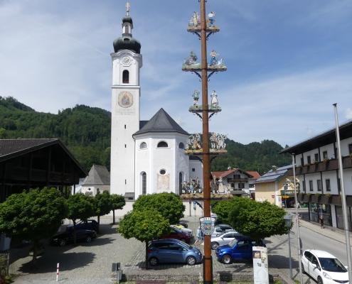 Führung Barockkirchen Oberaudorf | Oberbayern Bayerisches Alpenvorland