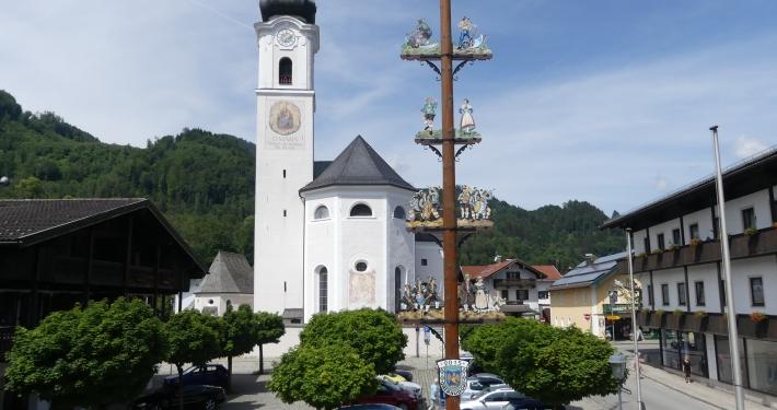 Parrkirche Oberaudorf