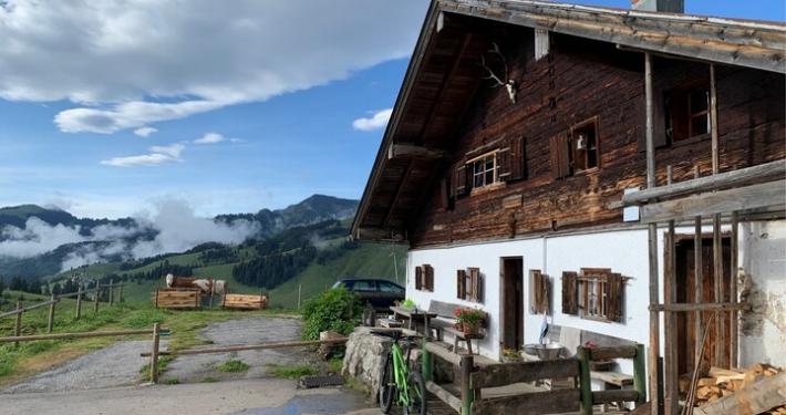Schweinsteiger Alm in Oberaudorf