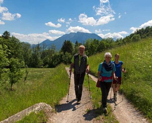 Wandern in Oberaudorf