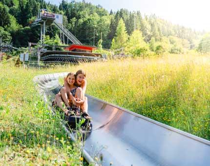 Sommerrodelbahn Oberaudorf